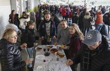 La Cooperativa acull la Festa de l'Oli Nou de Cambrils