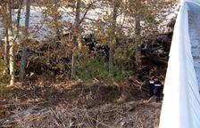 Les tasques d'identificació del cos trobat al Francolí seran costoses