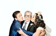 Cambio de fecha de la representación 'El pare de la núvia' de Joel Joan y Joan Pera