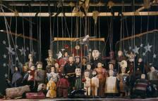 Los Bonecos de Santo Aleixo, unos de los títeres más antiguos de Europa, visitarán Alcover por el Festival Guant