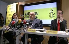 Amnistía se compromete a hacer «gestiones» para conseguir la liberación inmediata de los Jordis