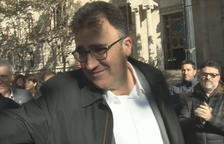 Salvadó nega que l'Agència Tributària Catalana anés més enllà de les competències autonòmiques