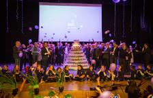 TAC12 celebra els deu anys d'emissió al Camp de Tarragona amb una festa