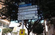 Vox Tarragona denuncia en los juzgados la señal «Forces d'ocupació» de Amposta