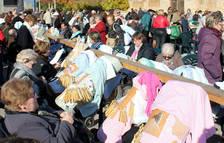 La Fira de Santa Llúcia de l'Arboç conmemorará el Museu de Puntes y la Trobada de puntaires