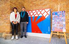 Fins a 12 artistes de diferents indrets pinten els quadres elèctrics de Reus
