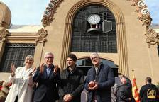 El carilló del Mercat Central de Tarragona celebra el primer aniversari
