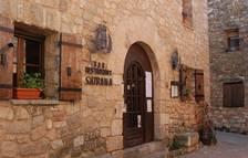 Cierra el restaurante de Siurana insumiso a la fiscalidad española