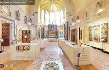 El Museu Diocesà incorpora una visita virtual a les sales d'exposició permanent