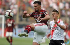 L'ex grana Pablo Marí guanya la Copa Libertadores amb el Flamengo