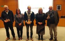 Jordi Cervera, Andreu Vidal i Heriberto Berón guanyen els Premis Vila de Cambrils 2019