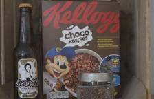 Nace la Rosita Kellogg's Choco Krispies, una cerveza con cereal rechazado