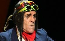 El legendario payaso Johnny Melville actuará el viernes en La Circoteca de Valls