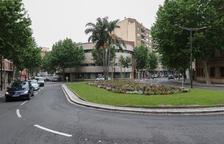 La reordenació de la llum de la plaça d'Antoni Villarroel, a licitació