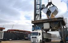 Els rècords en tràfic de petroli i cereals impulsen el Port de Tarragona