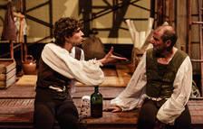 'Al sostre' cierra la programació teatral del Deprop del Morell