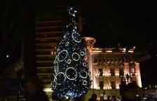 El Serrallo encén els llums de Nadal aquest divendres