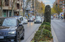 Tres avenidas de Reus superan el nivel máximo de ruido permitido