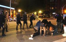 El Síndic considera que las actuaciones de los antidisturbios a raíz de la sentencia fueron «desproporcionadas»