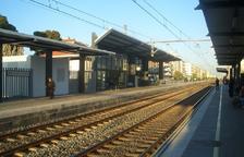 Segur de Calafell se queda sin vigilancia a la estación de tren por la inseguridad