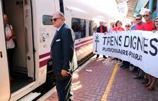 Trens Dignes farà la protesta pel deficitari servei ferroviari de l'Ebre el 16 de febrer