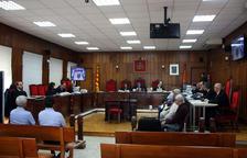 La Audiencia de Tarragona envía a la prisión a los tres pedófilos juzgados hasta que dicte sentencia