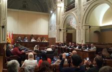 El ple de la Diputació aprova per unanimitat el pressupost més alt de la història de l'ens