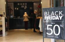 Bones expectatives dels comerciants tarragonins pel Black Friday