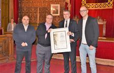 L'IPHES rep el Premi Tàrraco en reconeixement a la seva tasca en favor del patrimoni històric