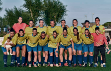 El Riudoms femení s'adapta a la perfecció a la categoria de Preferent