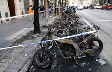 Afronta tres anys de presó per calar foc a la moto de l'exparella a Tarragona