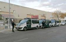 Almenys tres detinguts en un operatiu contra el tràfic de drogues al Camp, el Barcelonès i la Selva