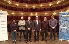 El Teatre Fortuny serà un dels platós territorials de La Marató 2019
