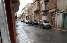 Acumulaciones de hasta 92,6 mm de agua en Alcanar por las fuertes lluvias