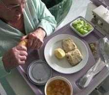 La OCU alerta sobre las carencias de los menús de los hospitales