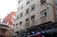 Extingit un incendi en un habitatge de Reus