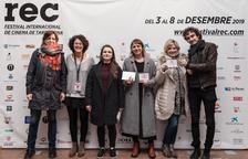 'La Muga' y '¿Qué hicimos mal?' premiadas en el Primer Test del Festival REC de este año