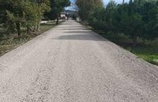 Imagen de las mejoras de la Vía Verde