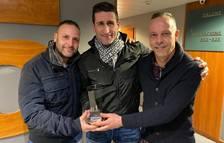 Adolfo Baines és escollit millor entrenador per la Federació Andorrana de Futbol
