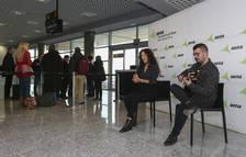 Taller de Músics irrumpe en el Aeropuerto con un espectáculo de flamenco para los pasajeros