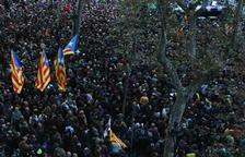 Tsunami Democràtic convoca una concentración a las afueras del Camp Nou la tarde del Barça-Madrid