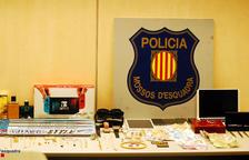 Desarticulada una organització a Tarragona especialitzada en robatoris a domicilis