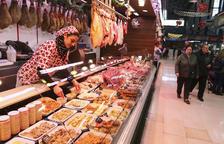 Andrés Martos: «El porc s'ha encarit fins a un 50% respecte el Nadal passat»