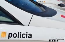 Imagen de un vehículo de los Mossos d'Esquadra.