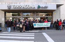 Contencioso contra la Generalitat por el desmantelamiento de la línea entre Salou y Cambrils
