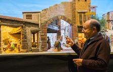 Sant Joan de Tarragona expone un nuevo belén construido por el artista Josep Puig