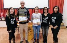 Ferran Garcia, de Vic, guanya el V Concurs Literari Pratdip Llegendari