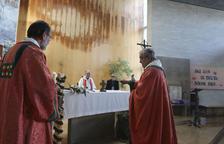 Mostren per primer cop una relíquia de Santa Maria Rosa Molas