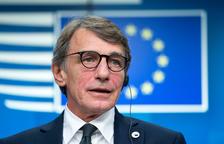 El president de l'Eurocambra demana a Espanya que «compleixi» la sentència del TJUE