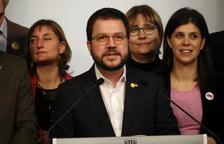 Aragonès demana la nul·litat de la sentència del Suprem i «l'alliberament immediat» de Junqueras